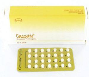 Cerazette Minipille