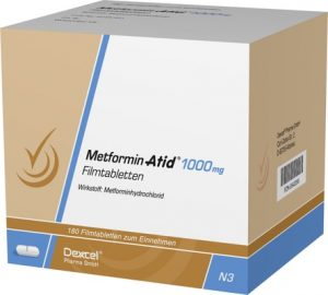 Metformin gegen Diabetes