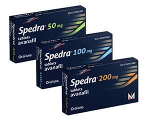 Dosierungen von Spedra