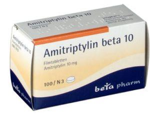 Amitriptylin gegen Schlafstörungen
