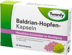 Baldrian gegen Schlafstörungen