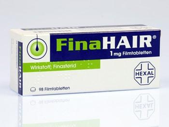 FinaHAIR® 1 mg Filmtabletten