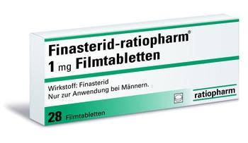 Finasterid 1mg (Propecia Generikum)