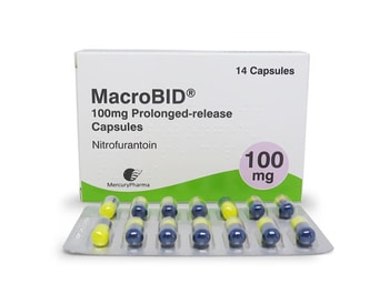MacroBID (Nitrofurantoin) kaufen