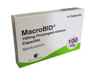 MacroBID (Nitrofurantoin) online