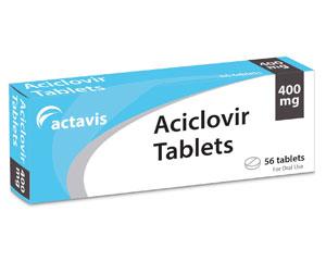 Aciclovir gegen Herpes