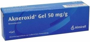 Akneroxid gegen Akne