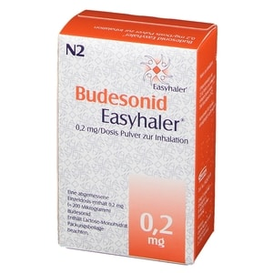 Budesonid online