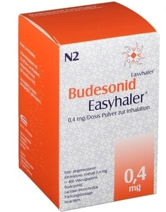 Budesonid