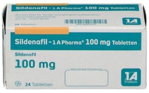 Sildenafil 1a pharma kaufen online