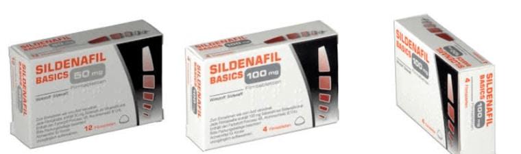 Sildenafil Basics online