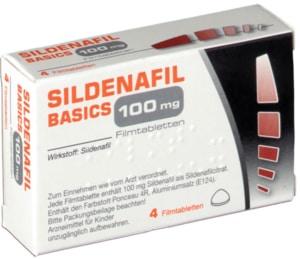Sildenafil Basics rezeptfrei