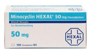 Minocyclin kaufen