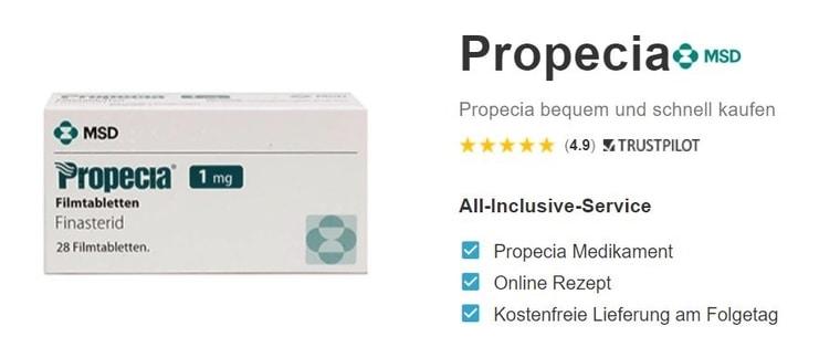Propecia Kosten online