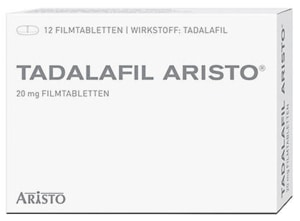 Tadalafil Aristo rezeptfrei