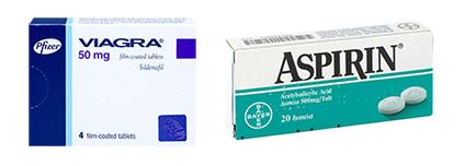 Viagra & Aspirin