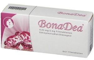 BonaDea Pille online
