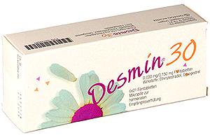 Desmin Pille online