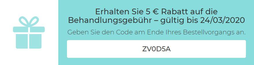 Discount bei Zavamed