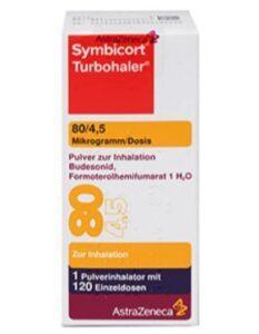 Symbicort online