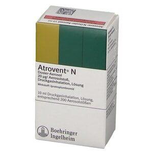 Atrovent Dosieraerosol