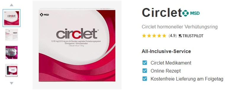 Circlet online bestellen