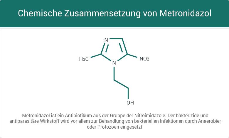 Metronidazol-Wirkstoff