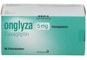 Onglyza (Saxagliptin) online