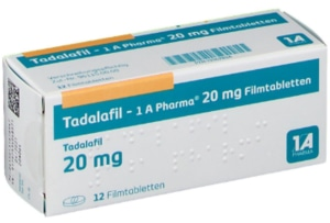 Tadalafil 1 A Pharma kaufen