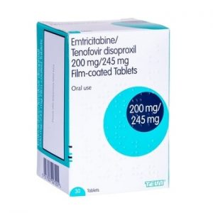 Emtricitabin/ Tenofovirdisoproxil
